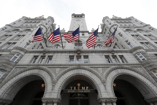 Image: Trump Hotel