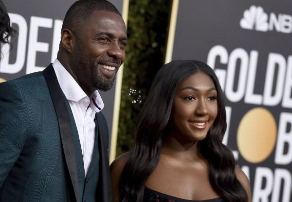 Image: Idris Elba, Isan Elba