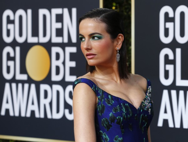 Image: Camila Belle, 76th Golden Globe Awards - Arrivals - Beverly Hills, California, U.S.