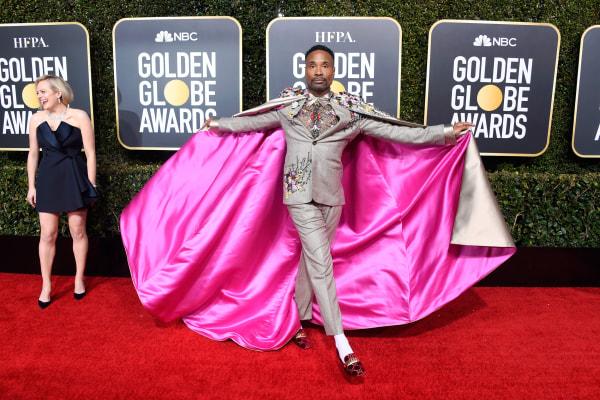 Image: Billy Porter, 76th Annual Golden Globe Awards - Arrivals