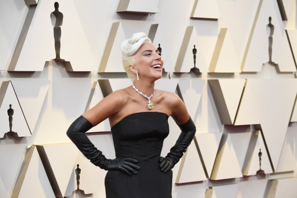 Lady Gaga attends the 91st Annual Academy Awards