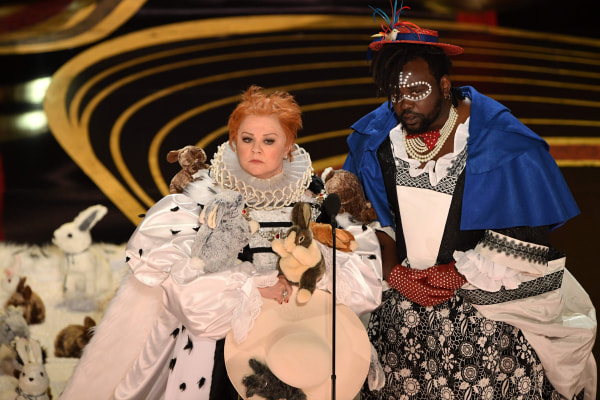 Image: Melissa McCarthy, Brian Tyree Henry, Oscars, US-OSCARS-SHOW