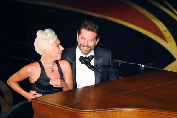 Image: Lady Gaga, Bradley Cooper, 91st Academy Awards -  Oscars - Hollywood