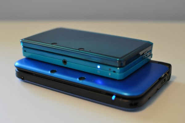 3DS and 3DS XL