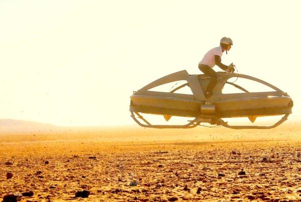 Aerofex hover vehicle