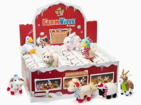 FarmVille toys