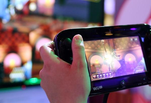 Wii U GamePad controller