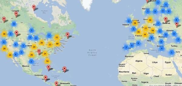 BTC map