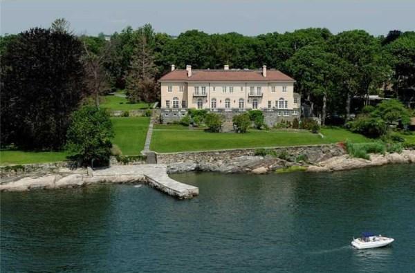 Bob Weinstein's mansion is on the market.
