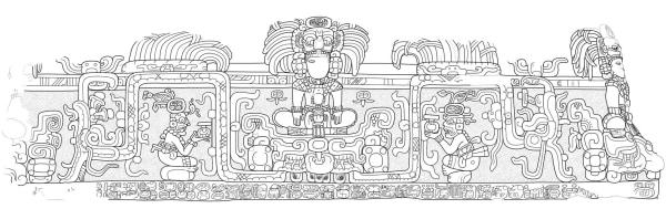 Image: Frieze sketch