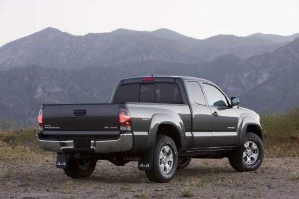 2009 - 2010 Toyota Tacoma Access Cab