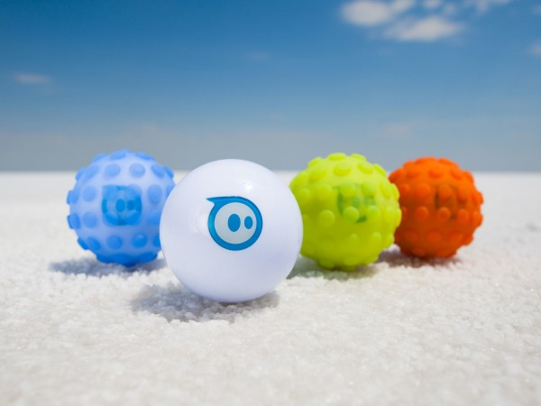 Tech startup Orbotix unveiled a new version of its remote-controlled robotic ball, Sphero, this week, telling NBC News that the new-and-improved version was designed with kids in mind.