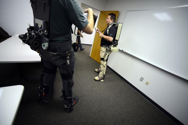 Image: Exoskeleton