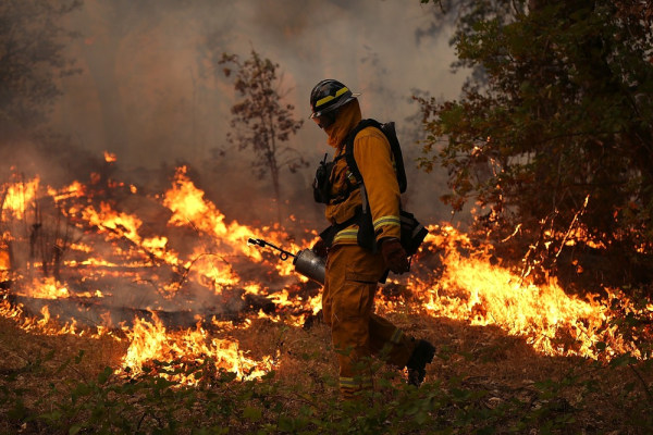 The fires spreading across the Western U.S. have take a huge toll both in costs and loss of property and lives. A new study says the total economic co...