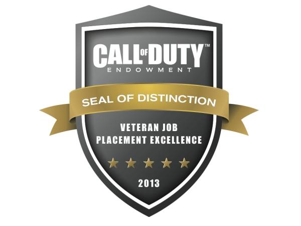 "The new Call of Duty Endowment ""Seal of Distinction"" aims to provide an additional incentive for veterans service organizations to apply for additional funding."