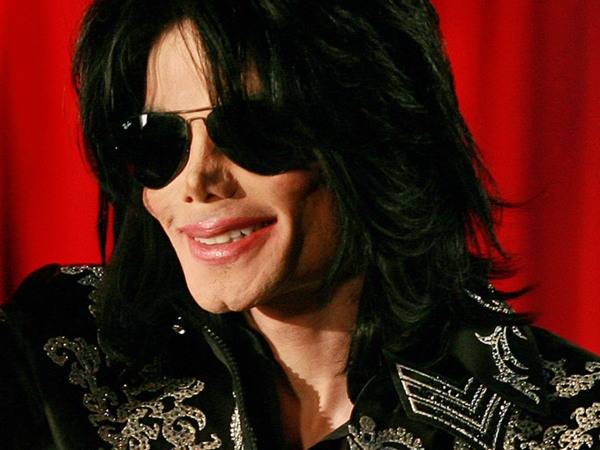 Michael Jackson in 2009.
