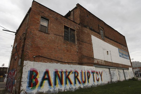 A federal judge is expected to rule Tuesday in the city of Detroit's bankruptcy case. Some 78,000 abandoned buildings litter the city.