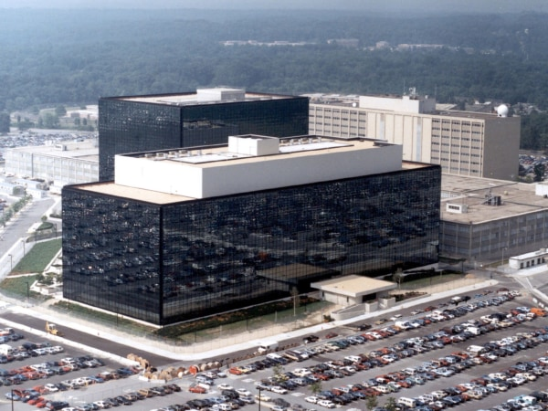 IMAGE: National Security Agency headquarters