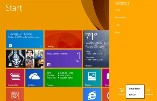 IMAGE: Windows 8.1