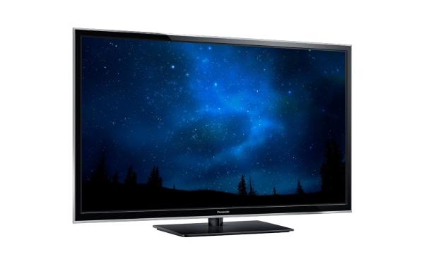 IMAGE: Panasonic VIERA TC-P60ST60 Smart Plasma HDTV