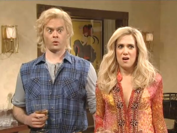 SNL sketch 'The Californians'
