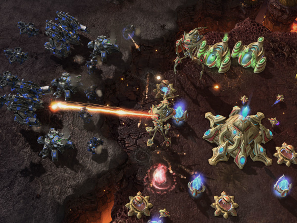 """A South Korean """"StarCraft II"""" player became the first of the game's pros to receive a P-1 visa for entry into the United States."""