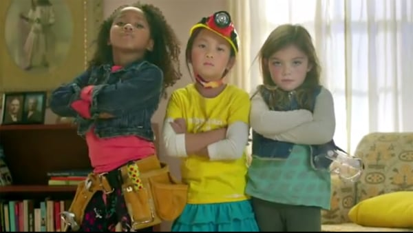 """The Beastie Boys are suing GoldieBlox over its parody of the group's song """"Girls."""""""