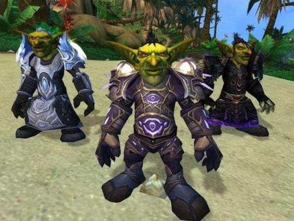 Blizzard/World of Warcraft