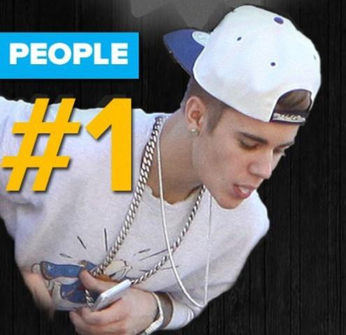 Justin Bieber, Internet failure.