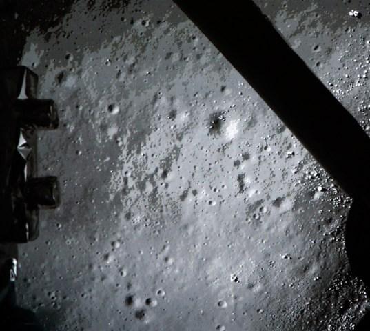 Image: Chang'e 3 descent