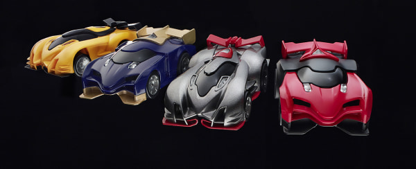 """The cars were all designed by Harald Belker, who also worked on the automobiles for movies like """"Batman and Robin"""" and """"Minority Report."""""""