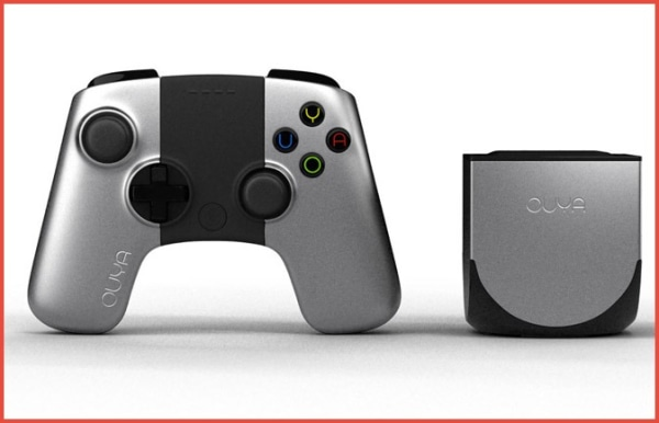 IMAGE: Ouya gaming console