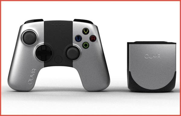 IMAGE: Ouya gaming console
