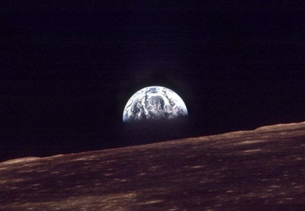 'We close with good night, good luck': Apollo 8 astronaut ...
