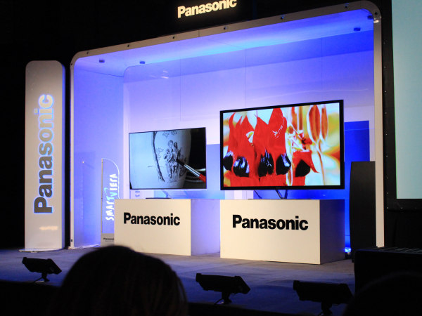 Panasonic Viera WT60 and ZT60