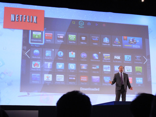 Samsung Smart TV 2013