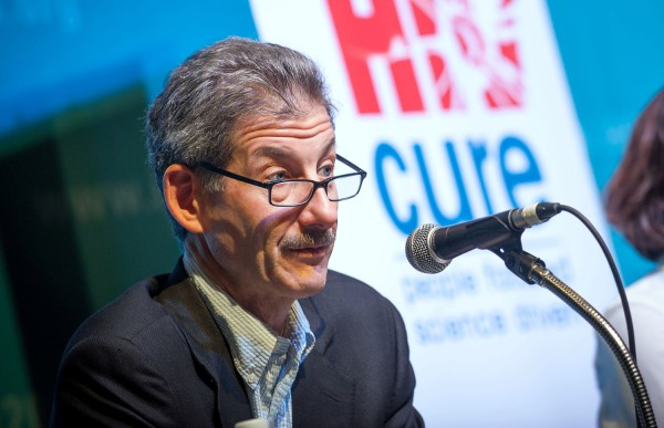 Dr. Daniel Kuritzkes  of Brigham and Women's Hospital, speaking at an AIDS research conference in  Kuala Lumpur, Malaysia, where his team is announcin...