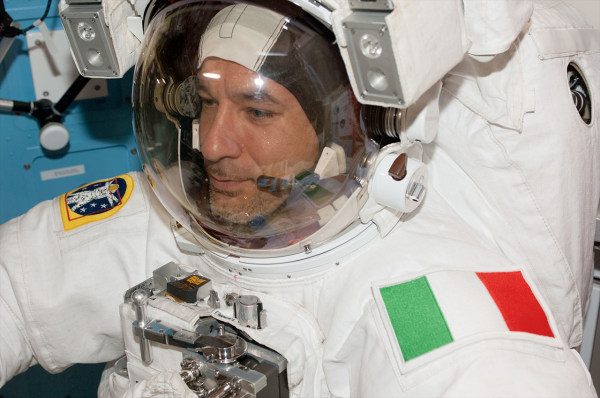 Image: Luca Parmitano