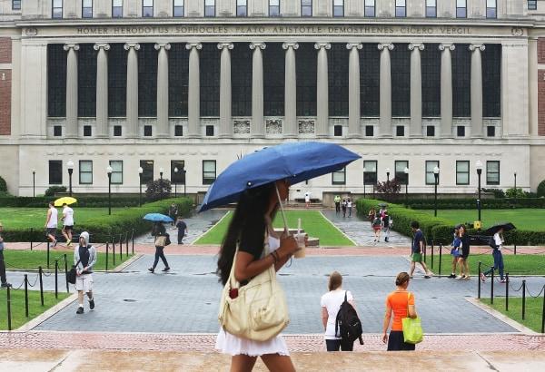 Image: Columbia University campus
