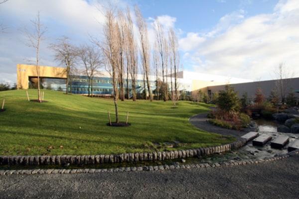 Image: Blue Origin headquarters