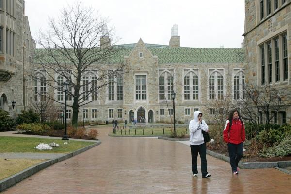 Image: Boston College
