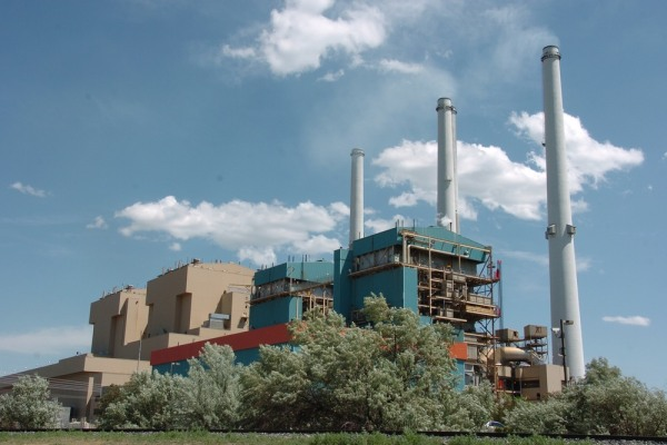 There's copper in them there power plants. This April 28, 2010 file photo shows a power plant in Colstrip, Mont. Copper theft from homes, power statio...