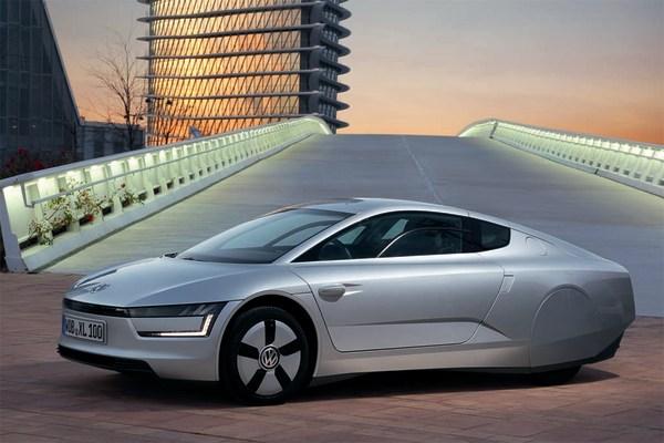 Image: VW XL1 hybrid