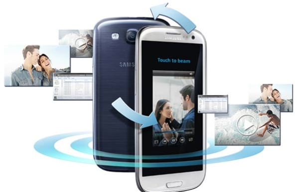 Galaxy S 4 NFC support