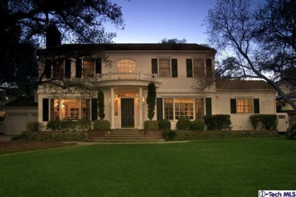 Image: Vince Vaughn house