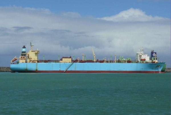 Attacked Vessel: Maersk Visual; National Flag: Singapore; Vessel Type: LPG Tanker; Date: July 4, 2012