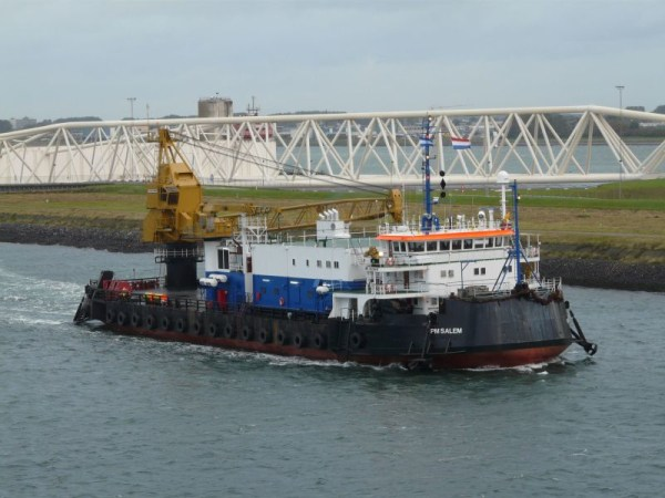 Attacked Vessel: PM Salem; National Flag: Honduras; Vessel Type: Offshore Support Vessel; Date: Dec. 13, 2012
