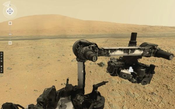 Image: Mars panorama