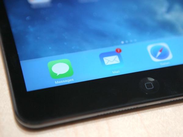 iPad Mini with Retina screen