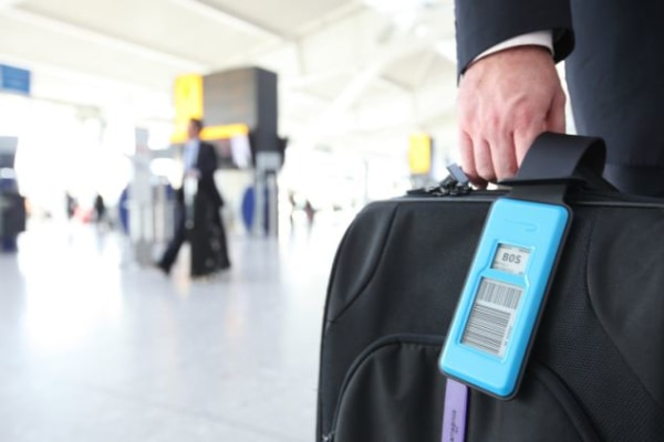 Digital Bag TAg being developed by British Airways.